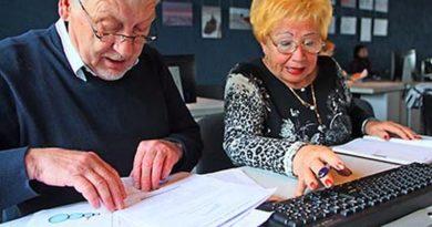 Computerkurse für Pensionäre in Kaliningrad