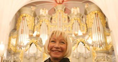 Domleiterin Vera Tariverdijeva