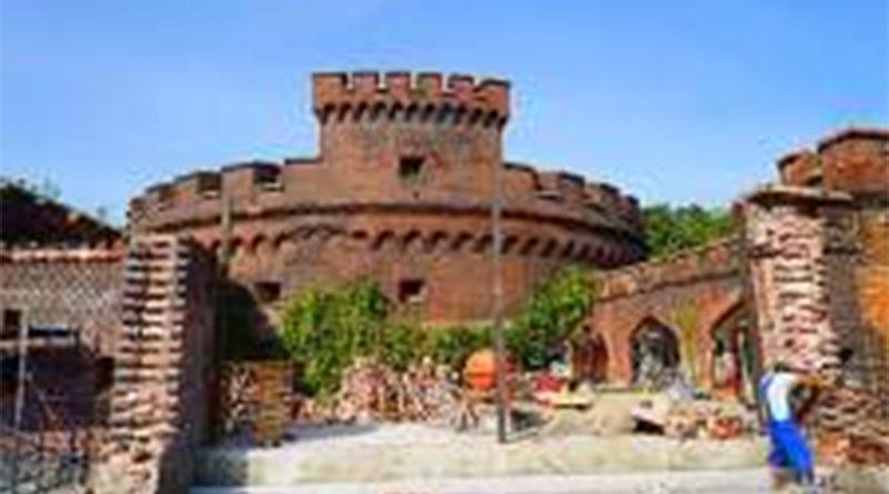 Sanierung der Wrangel-Turm