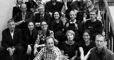 """Teilnehmer und Gäste des Festivals """"Territorium Film"""""""
