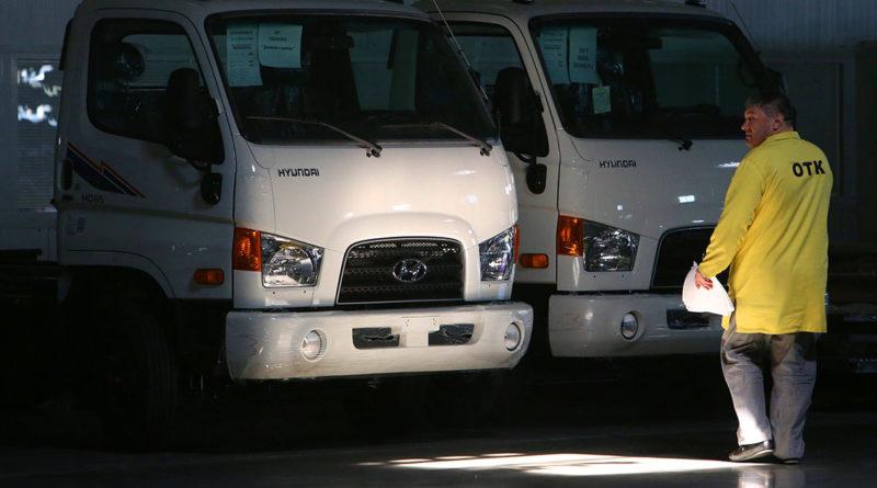 Hyundai-Fahrzeuge können nachgerüstet und zur Straßenreinigung eingesetzt werden