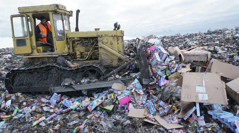 Komplexe Müllentsorgungsanlage geplant