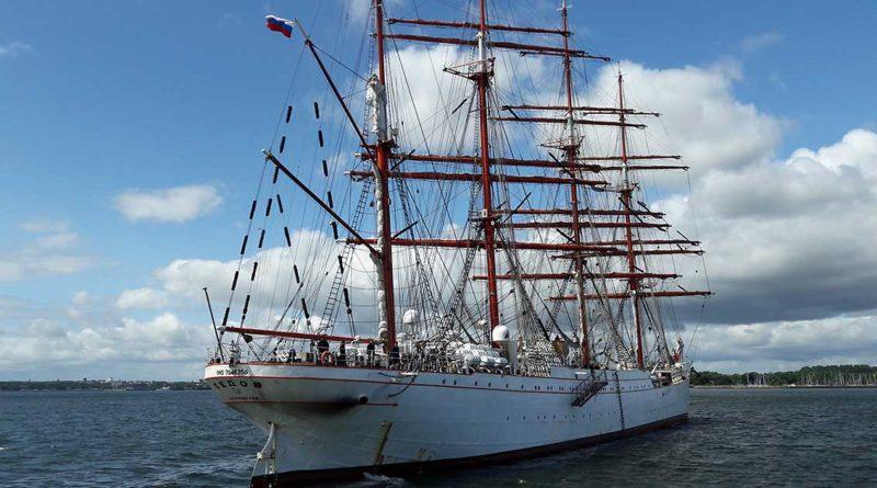 Von Kiel nach Baltijsk mitsegeln