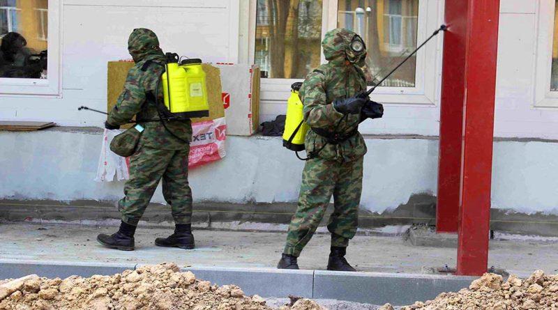 Militär eröffnet medizinisches Versorgungszentrum
