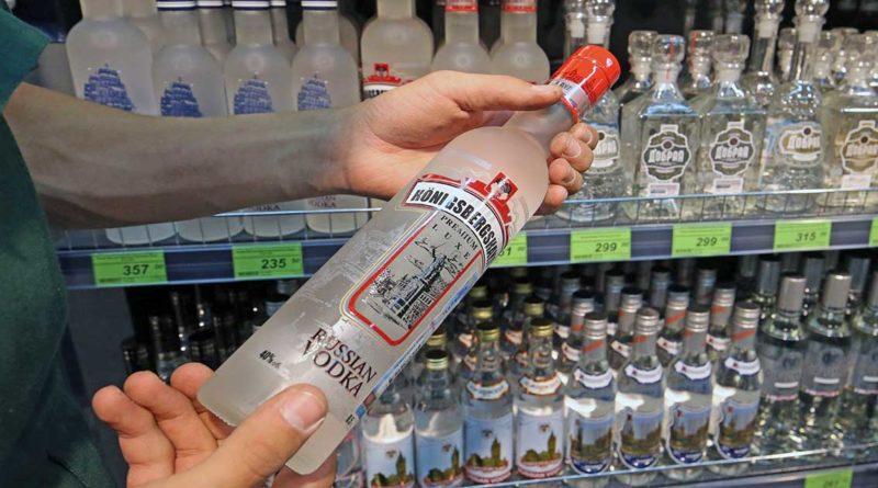Nachfrage nach Spirituosen steigt