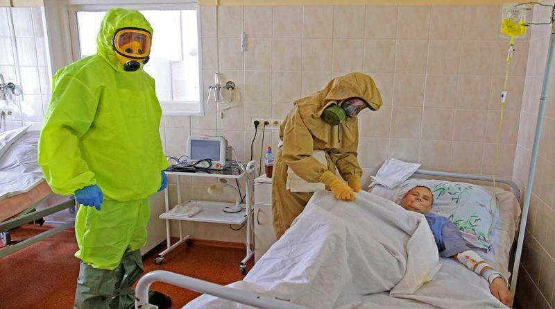 Chronik der Coronavirus-Pandemie