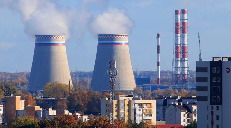 Energiesicherheit des Gebietes gewährleistet