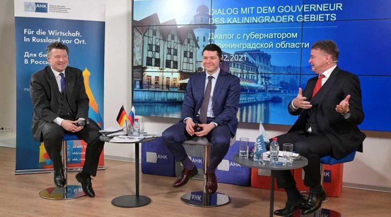 Bewährtes deutsch-russisches Gesprächsformat
