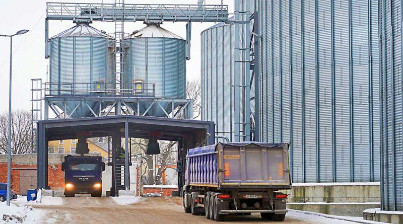 Neuer Getreidespeicher durchläuft Testphase