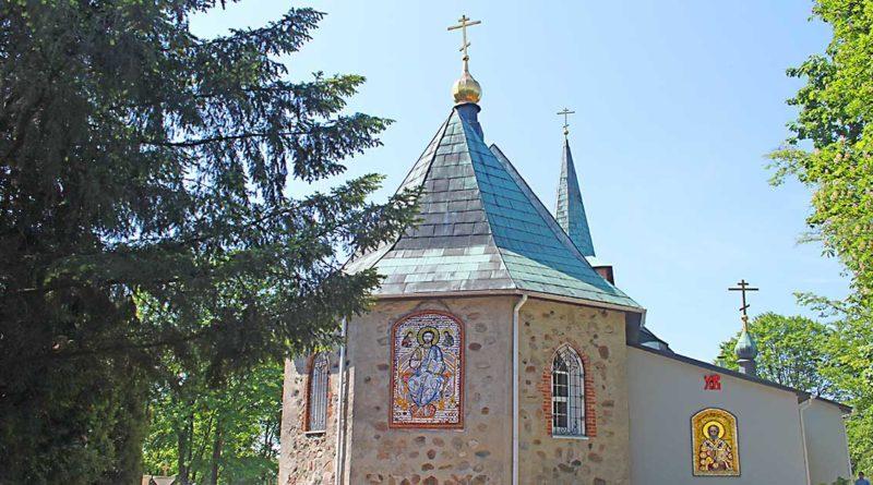 Die Kirche von Juditten