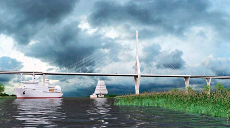 Autobrücke über Haff – Traum oder Realität?