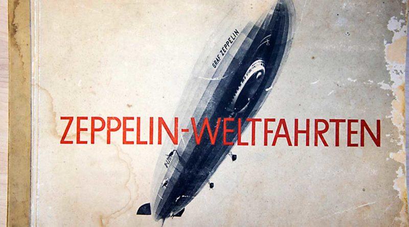 """""""Graf Zeppelin"""" lässt grüßen!"""