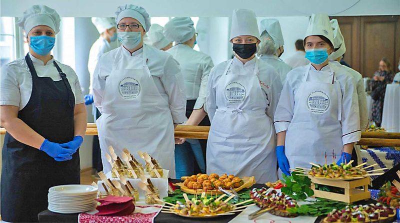 Professionelle Kochkunst am  Lehrstuhl für Gastronomie