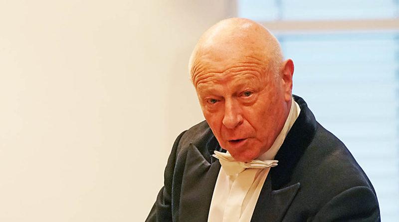 Maestro Arkadi Feldman