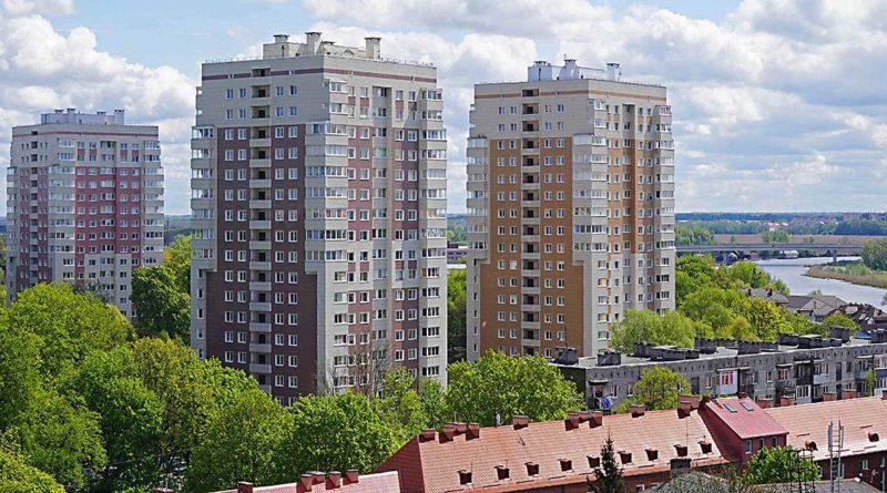 Wohnungsbau boomt