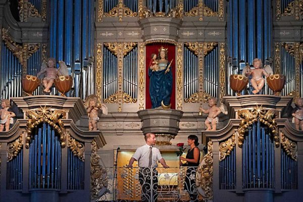 Sommerakademie mit Koryphäen der Orgelkunst