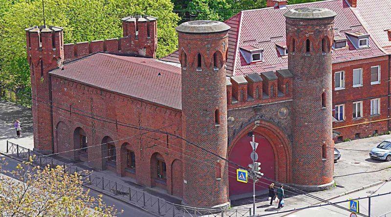 Sackheimer Tor und Feuerwehrhaus unter Schutz