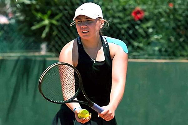 Sieg bei Tennis-EM